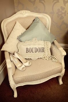 Ideas That Will No Doubt Inspire The Styling, Decoration And Props That Will Eventually Feature In The Boudoir.