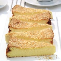 Köstliche Desserts, Healthy Desserts, Dessert Recipes, Weight Watcher Desserts, Weight Watchers Meals, Desserts Sains, Cheesecake Recipes, Kokos Cheesecake, Healthy Baking