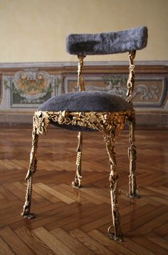 neo- baroque chair