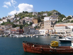 Hydra, Greece-Not as pretty as the pictures, but interesting all the same.