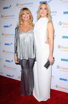 Goldie Hawn et Kate Hudson
