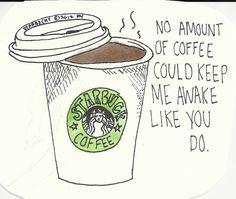 Thank you Starbucks... thank you!