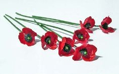 how to: poppies by Marianne Cook (AIM #46, page 55)