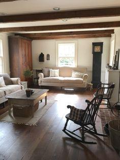 simple farmhouse look.