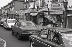 Eastham high st towards kwikfit today Old Photographs, Photos, Newham, West Ham, East London, Back In The Day, Nostalgia, Street View, Cars