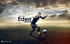 7# Eden Hazard - Wallpaper by AA-Designs.deviantart.com on @DeviantArt