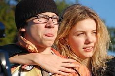 Dedicated to my favorite Skins couple of all time - Sidney Jenkins and Cassie Ainsworth. Skins Uk, Movies Showing, Movies And Tv Shows, Skins Generation 1, Series Movies, Tv Series, Mike Bailey, Cassie Skins, Look Alike