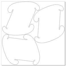 Iq Lamp Design Puzzle Lasercutter