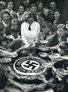 """nazi cake"""