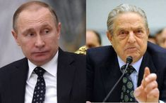 Image result for George Soros Plot To Overthrow Putin & Control Russia Exposed In Leak