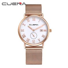 Watches Ingenious Automatic Mechanical Watch Mens Watch Waterproof Ultra-thin Contracted Mesh Belt Iridescence Top Brand Luxury Casual Watches