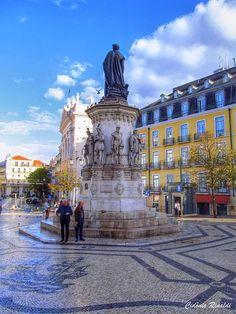 Praça Luis de Camões, Lisboa