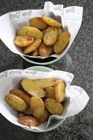 Une recette rapide et savoureuse pour accompagner vos viandes grillées. Les pommes de terre grenaille sont caractérisées par un petit c...