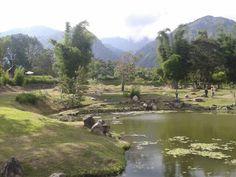 Jardin Botanico Merida, venezuela