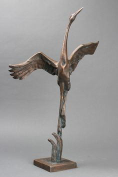 Jussi Mäntynen Table Lamp, Sculpture, Bird, Home Decor, Homemade Home Decor, Table Lamps, Birds, Sculpting, Interior Design