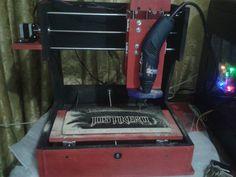 Construí una maquina fresadora CNC y te enseño como hacerlo - Taringa!