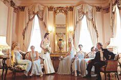 Weddings Gallery | Elms Mansion