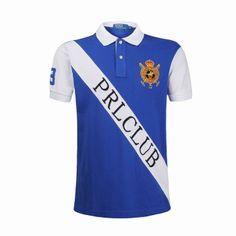 Cheap Polo Ralph Lauren PRL Club Blue White Online Shop 972596811058