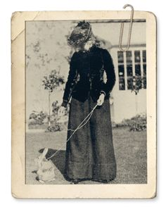 Beatrix Potter and her pet rabbit, Benjamin Bouncer, which became the inspiration for Peter Rabbit and Benjamin Bunny. Vintage Photographs, Vintage Photos, John Wright, Tales Of Beatrix Potter, Beatrice Potter, Peter Rabbit And Friends, Foto Portrait, Benjamin Bunny, Picture Letters
