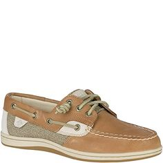 Sperry TopSider Womens Songfish Core Boat ShoeLinenOat LeatherTextileUS 8 *** Want additional info? Click on the image.