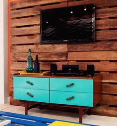 Petit salon meublé avec palettes 1