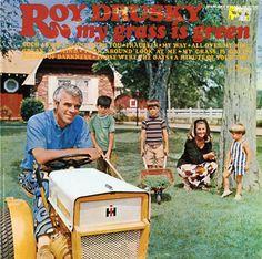 Roy Drusky, granjeros a todo ritmo. Ojo a los pantalones de los dos adultos