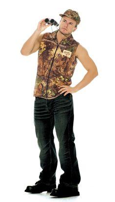 Men/'s Paint the Town Painter Costume Shirt Hat Paintbrush Smock 9716