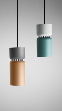 Aspen S17 suspension #lamp. Design Werner Aisslinger. #lighting #iluminación (Bottle Chandelier Interior Design)