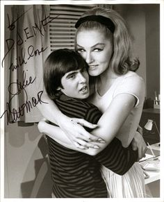 Davey Jones and Julie Newmar?!?!?!   AWESOME!!!