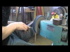 Fabrication artisanale d'un couteau, de A à Z