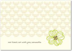 Sympathy Cards: Our Staff Picks |Tiny Prints Blog