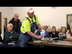 Agricultor invita a petroleros a beber agua contaminada por 'fracking' (+ Video) | Cubadebate