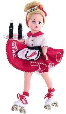 Madame Alexander Dolls - Coca Cola Carhop - by Matilda Dolls