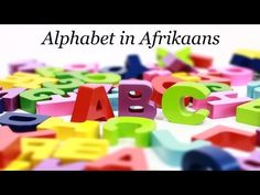 Afrikaans Alphabet Free Printable Worksheets, Free Printables, Teaching The Alphabet, Afrikaans, 100 Free, Your Child, Create Your Own, Sentences, Frases