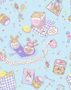 Metamorphose - Tea Time