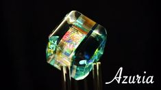 Alüf Crystal Art by Niehe Crystals, Projects, Art, Log Projects, Art Background, Blue Prints, Kunst, Crystal, Performing Arts