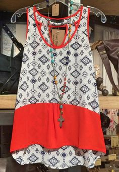 We have plenty of hot weather left for those Summer vacas. We are in love with these new cool island inspired tunics! Cruise anyone? #Summer #JFY #Vacation #Shoplocal #Knoxville #Style #Unique #turquoise #Orange #Island #tunics  Just For You (@JFYbrand)   Twitter