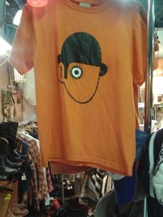 Clockwork Orange t-shirt.