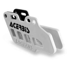 Acerbis Chain Guide Block Honda CRF250 CRF450 R X 07-13 White