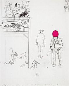 Charles Avery, Laissez Faire, 2009