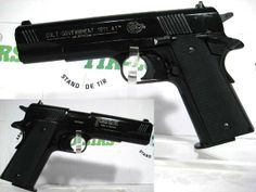 Colt Government 1911 A1, pistolet à plombs #categorieB #revolver #coltgovernementpistoletaplombs