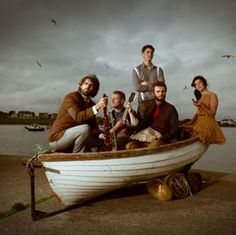 Rend Collective Experiment. wonderful Christian group.