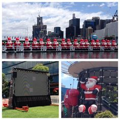 It's beginning to feel a lot like at Darling Harbour Visit Sydney, Darling Harbour, Monster Trucks, Explore, Christmas, Yule, Xmas, Christmas Movies, Noel