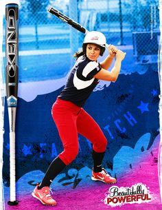 Jessica Mendoza crushing it with the Xeno! I have that bat! Softball Stuff, Softball Bats, Fastpitch Softball, Louisville Slugger, Louisville Kentucky, Jessica Mendoza, Beautiful Women, Baseball Cards, Live