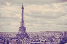 Paris Eiffel Tower - OGQ Backgrounds HD