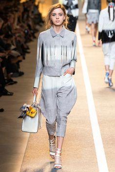 Fendi ready-to-wear Spring/Summer 2015 17