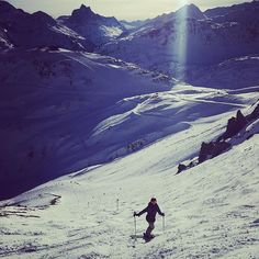 - Schindler mogul fields all to ourselves Austria, Fields, Skiing, Shots, Mountains, Nature, Travel, Life, Instagram