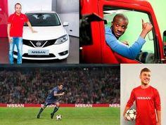 El coche de la Champions League