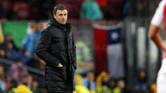 """FCBArsenal Luis Enrique  """"Getting into the quarter-finals nine straight times means this club is doing well"""" """"It's due to the types of players that come up through the academy and the ones we sign.""""""""They make us proud to be Barça fans. I don't think any team has ever done that"""""""