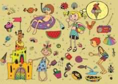 cartoon_kids_in_summer_01_vector_160277Ζεστό μπισκότο»  (Τραγουδάκια γάλακτος, Χαλκουτσάκη Μέλπω)  Ζεστό μπισκότο η καρδιά μας,  οι αναμνήσεις, τα όνειρά μας,  που τα ζυμώσαμε παρέα,  σε μια χρονιά τόσο ωραία!  –  Τώρα που κλείνει το σχολείο,  ήρθε η ώρα να πούμε αντίο…  μα ό,τι ζήσαμε μαζί  μες στην καρδιά μας για πάντα θα ζει.